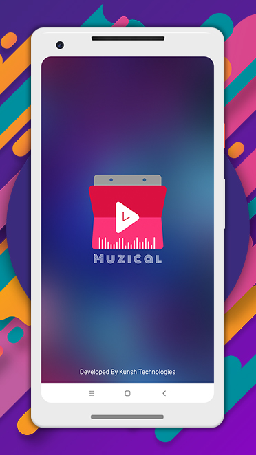 Muzical App Screenshot